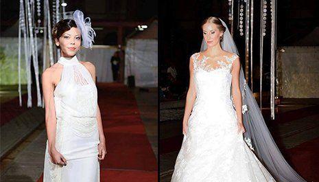 Due spose con belle acconciature a Teramo