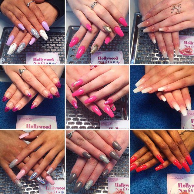 Nail Technician Nail Salon In Edinburgh