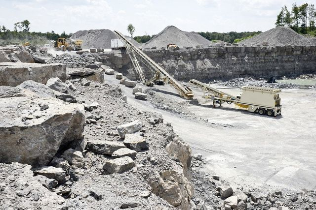Quarry Gravel in Bespoke Sizes – Cost Effective Solutions
