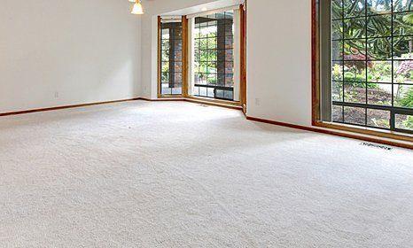 spacious flooring