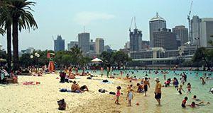 Beach Brisbane