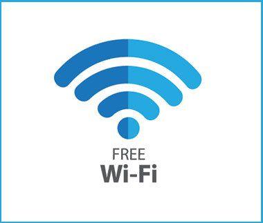 Free Hotel Wifi