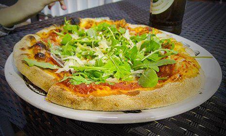 Chicken Pizza Palermo - Pizze alle verdure