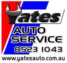 yates auto service logo
