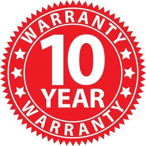 logo Warranty 10 year