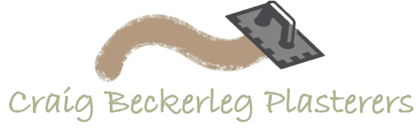 Craig Beckerleg Plasterers Company Logo