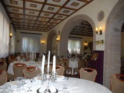 Sala Bramante ristorante Rossi