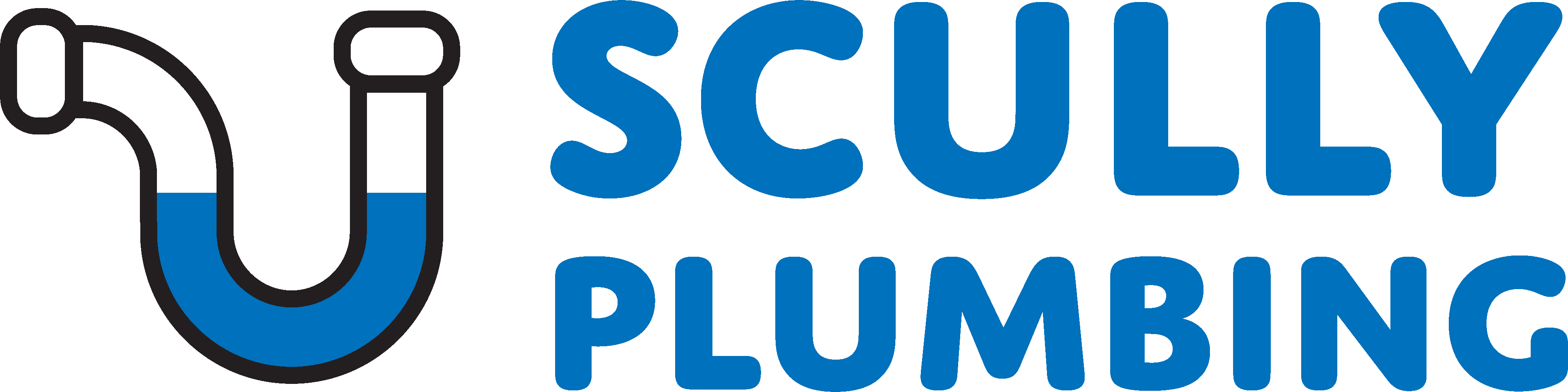 scully plumbing logo