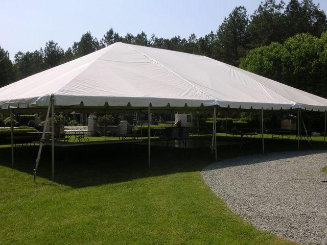 Tent Rentals Pinehurst, NC