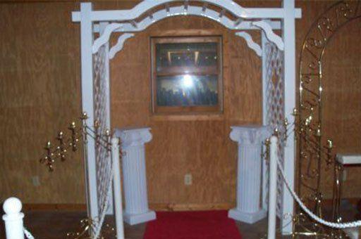 wedding rental Lumberton, NC