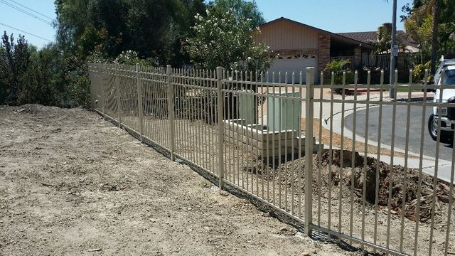 Metal Fences Anaheim Ca Jay S Welding Inc