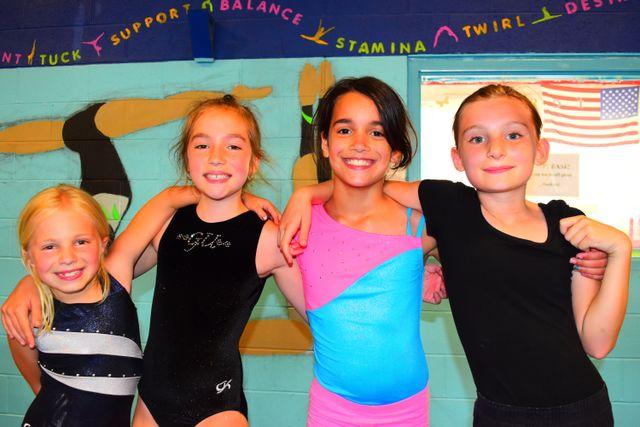 Boys & Girls Club of Bristol Gymnastics