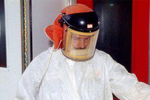 Respirator maintenance specialists