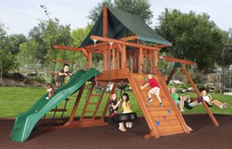 Playground Sets - Wood Kingdom East - Coram, Long Island, Medford, The Hamptons NY