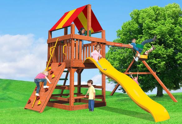 Woodplay Cedar Swing Sets Coram Long Island Medford Southampton