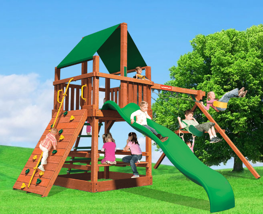 Woodplay Cedar Swing Sets Coram Long Island Medford