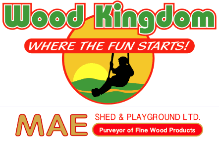 Wood Kingdom East logo