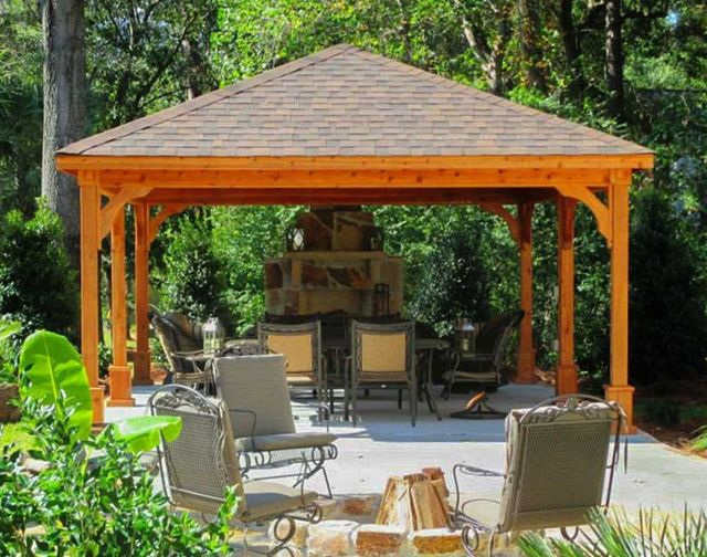 Custom Built Gazebos Coram Long Island Medford