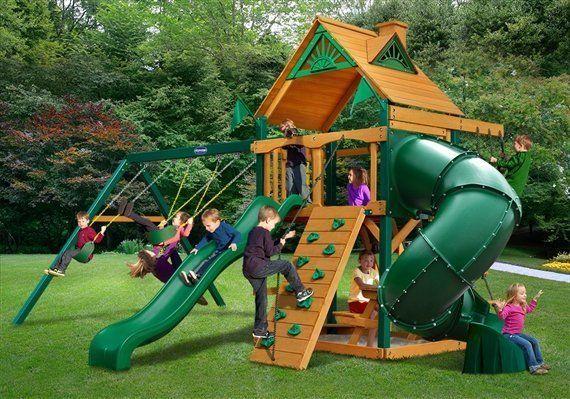 Laguna playground swing set - Wood Kingdom East - Coram, Long Island, Medford, The Hamptons NY
