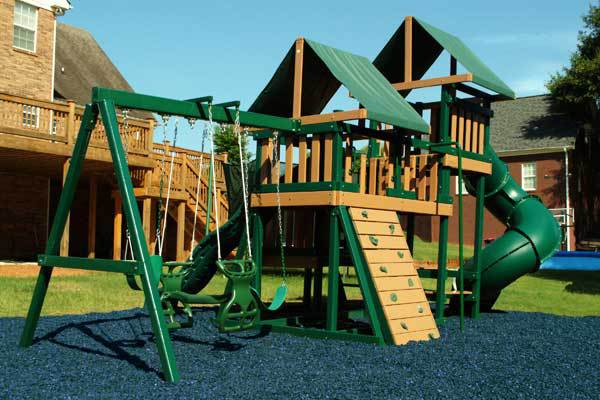 Safety Surfaces For Playgrounds Coram Long Island Medford