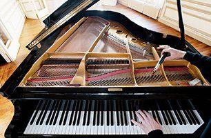 piano for repair