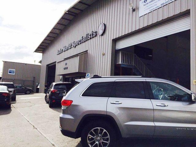 Auto World Specialists