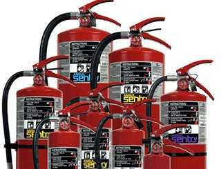 fire extinguisher company in arkansas