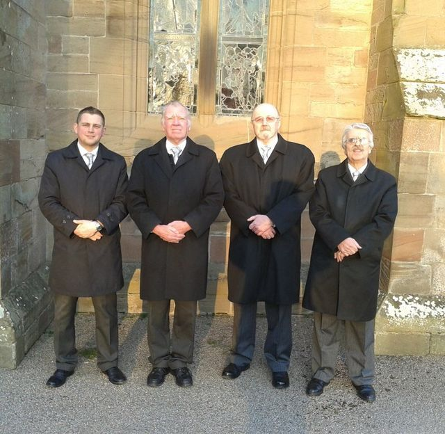 Funerals Hereford, Herefordshire, Cathedral Funeral Services