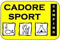 Cadore Sport Camping – Logo