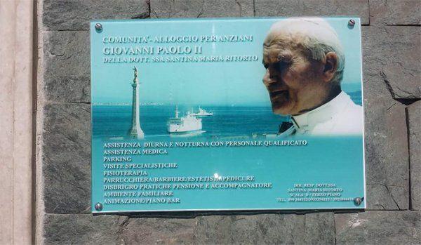 Comunità alloggio per anziani Giovanni Paolo II a Messina e provincia