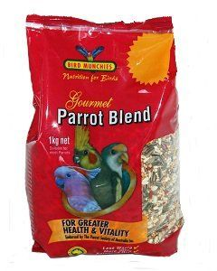Parrot blend seed