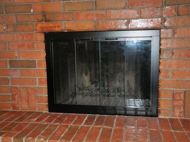 Phenomenal Fireplace Doors Fairfield Milford Trumbull Shelton Interior Design Ideas Philsoteloinfo