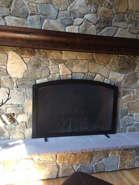 Pleasant Fireplace Doors Fairfield Milford Trumbull Shelton Interior Design Ideas Philsoteloinfo