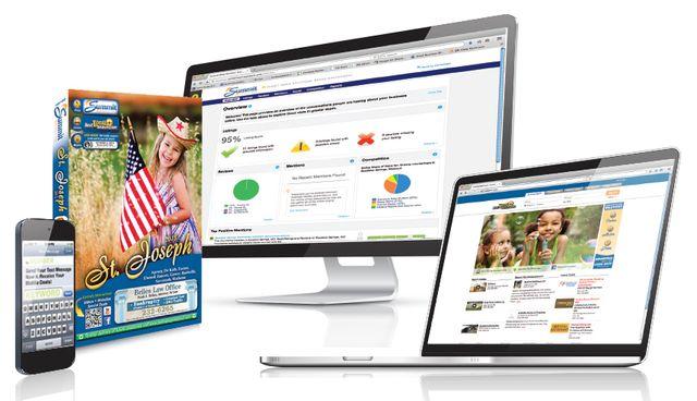 Fully Responsive Websites, Print,Online, Mobile, Advertising, Kearney, MO, Phonebook