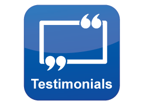 Testimonials, Great Customer Service, What Companies Have To Say