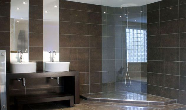 Fantastic bathroom tiling