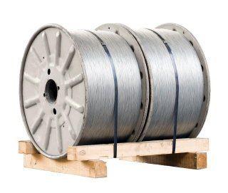 Metallic spools