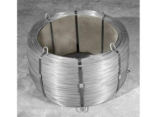 Phosphated wire coils