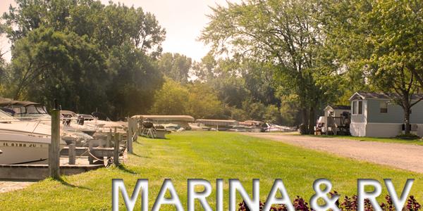 Spring Lake Marina & RV Park | Boat Rental Near Me | Antioch, IL