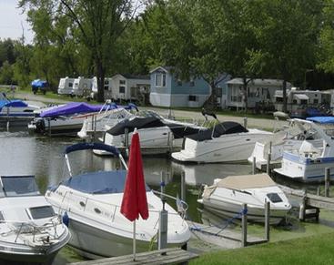 Marina & RV Park photo Spring Lake Marina Antioch, Illinois