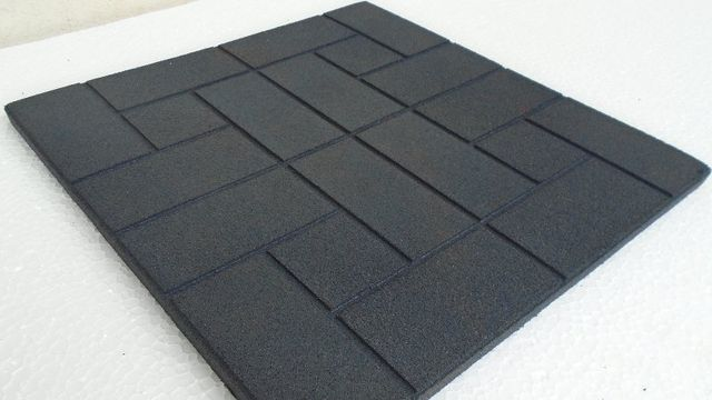 OWS Rubber Floorings - Commercial