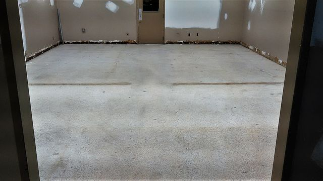 How To Clean And Prep A Terrazzo Floor For Polishing