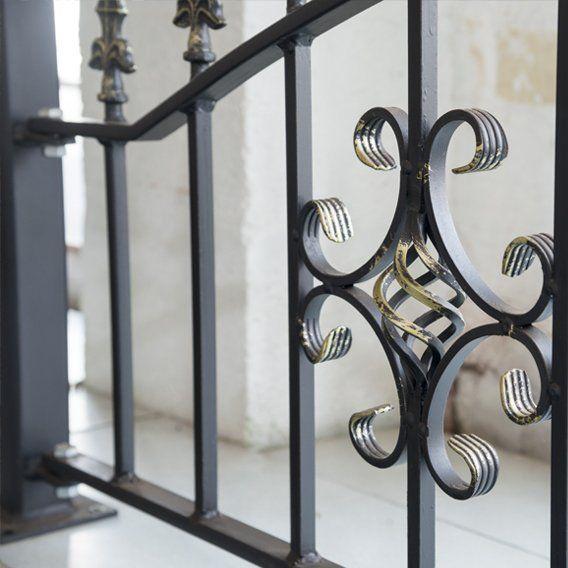 ironcraft railing