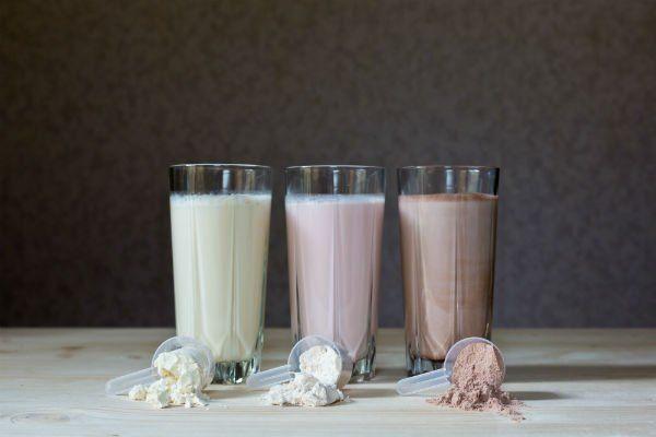 Battuto di vaniglia, fragola o cioccolato