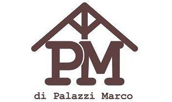 Logo P.M. - Serramenti ed infissi