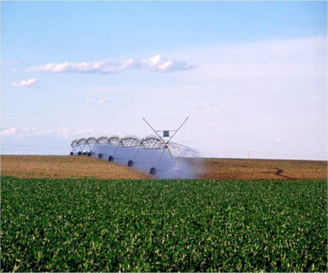 Agriculture Irrigation College Station, TX
