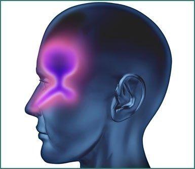 cura patologie cavità nasali