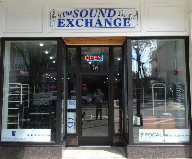 Electronics- Somerville, NJ - The Sound Exchange