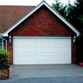 Garage door services - Birmingham, West Midlands, Solihull - Allstyle Door & Gate Services Ltd - Double garage doors