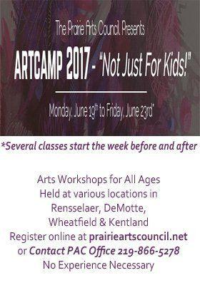 Art Camp 2017
